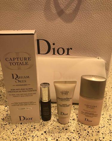 カプチュール トータル ドリームスキン アドバンスト/Dior/乳液を使ったクチコミ(2枚目)