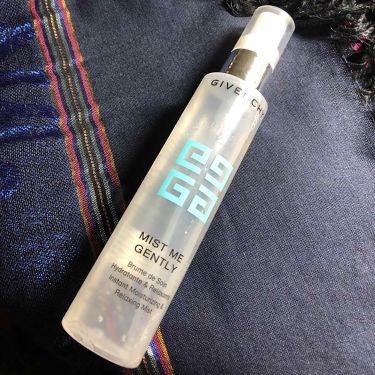 ミスト ミー ジェントリィ/GIVENCHY/ミスト状化粧水を使ったクチコミ(1枚目)