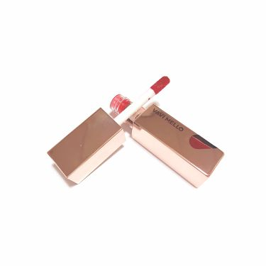 ハートウィンドウリップティントオイルタイプ/VAVI MELLO/リップグロスを使ったクチコミ(2枚目)