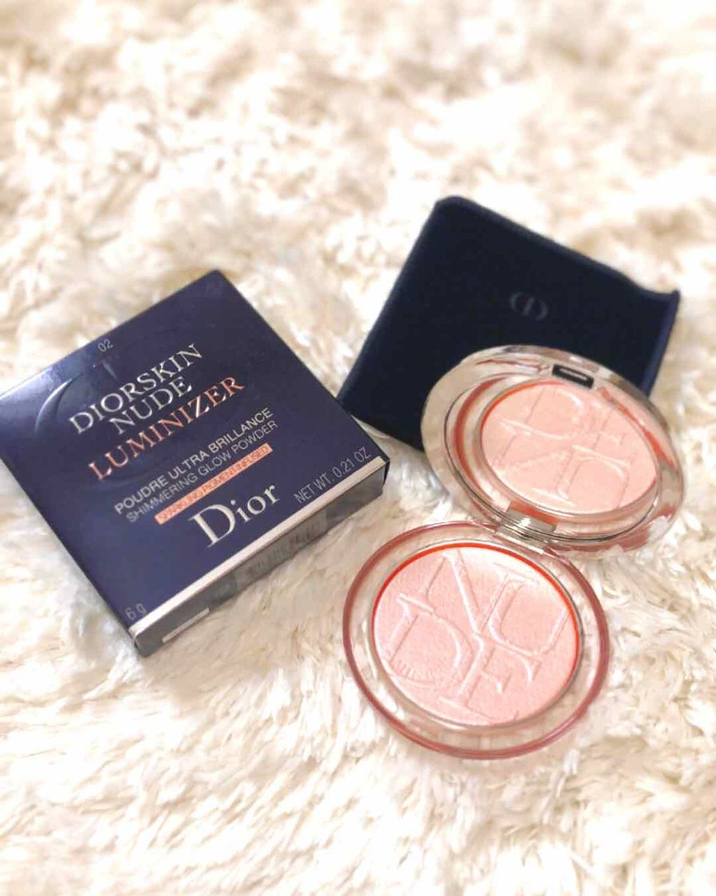 best service 834b8 44a70 ディオールスキン ミネラル ヌード ルミナイザー パウダー|Dior ...