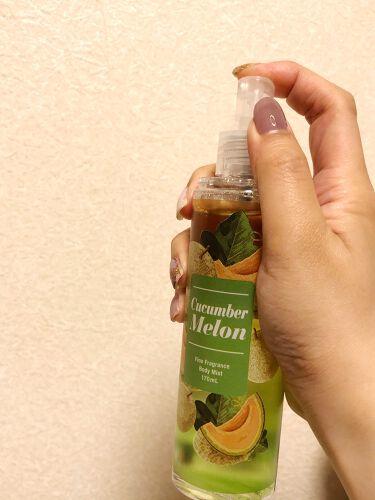 フレグランスボディミスト/メイコー化粧品/香水(レディース)を使ったクチコミ(2枚目)