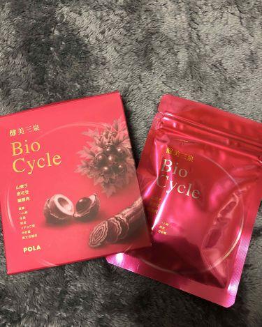 ビオサイクル/健美三泉/健康サプリメントを使ったクチコミ(1枚目)
