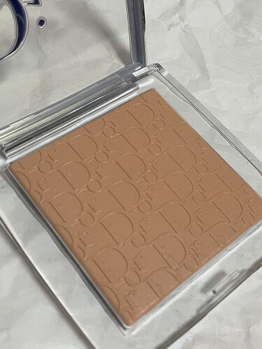 ディオール バックステージ フェイス&ボディ パウダー/Dior/プレストパウダーを使ったクチコミ(2枚目)