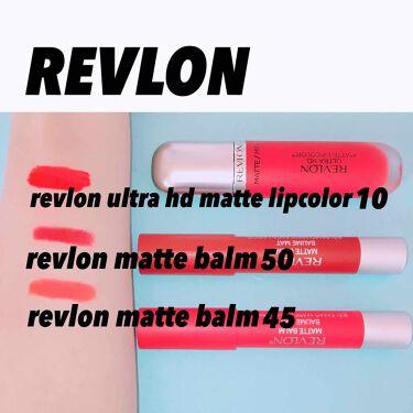 バーム ステイン/REVLON(レブロン)/口紅を使ったクチコミ(1枚目)