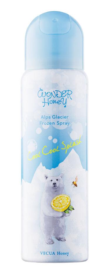ワンダーハニー アルプスの氷河スプレー VECUA Honey