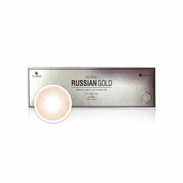 RUSSIAN (ロシアン)/POPLENS/カラーコンタクトレンズを使ったクチコミ(2枚目)