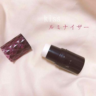 ルミナイザー/kiss/ジェル・クリームチーク by k a n a