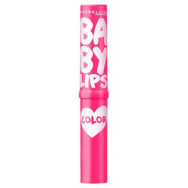 リップクリーム カラー BABY LIPS 03 ローズ ピンク