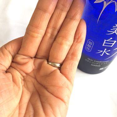 雪澄 薬用美白水/明色化粧品/化粧水を使ったクチコミ(3枚目)