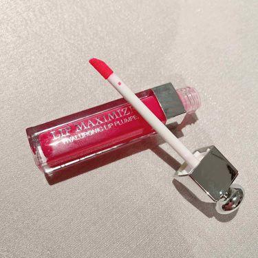 さぁやさんの「Diorディオール アディクト リップ マキシマイザー<リップグロス>」を含むクチコミ
