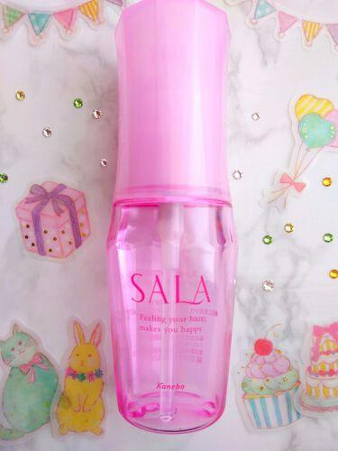 ぼろたまさんの「SALA(サラ)まっすぐアイロン用オイル<プレスタイリング・寝ぐせ直し>」を含むクチコミ
