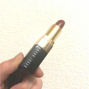 リップ カラー/BOBBI BROWN/口紅を使ったクチコミ(1枚目)