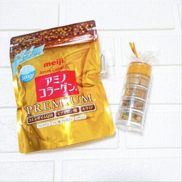 アミノコラーゲンプレミアム/アミノコラーゲン/美容サプリメントを使ったクチコミ(1枚目)
