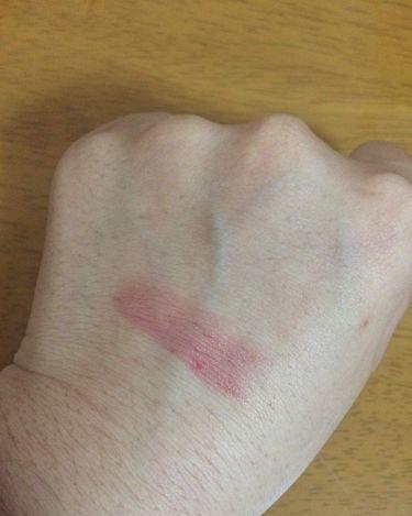 濃密うるみカラーリップクリーム/DHC/リップケア・リップクリームを使ったクチコミ(3枚目)