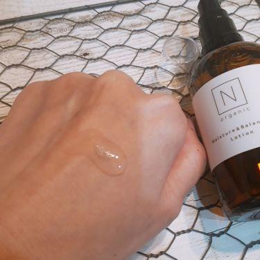モイスチュア&バランシング ローション/N organic/化粧水を使ったクチコミ(2枚目)