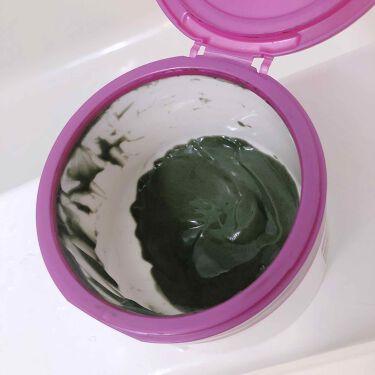 海藻 海泥 ヘアマスク/ラサーナ/洗い流すヘアトリートメントを使ったクチコミ(2枚目)