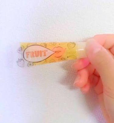 李___さんの「Pure Smile(ピュアスマイル)チューシー リップスクラブ フルーツミックス<リップケア・リップクリーム>」を含むクチコミ