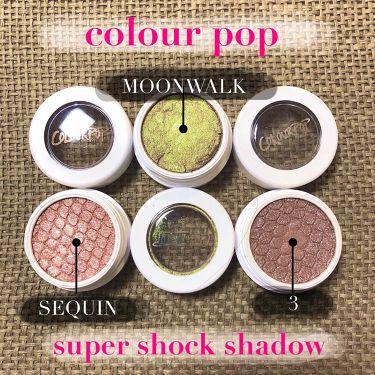 ColourPop(カラーポップ) super shock shadowの新着クチコミ