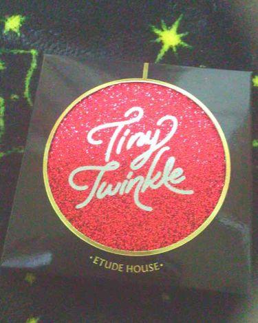 タイニートゥインクル カラーアイズ/ETUDE HOUSE/パウダーアイシャドウを使ったクチコミ(2枚目)