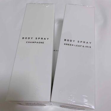 レイヤードフレグランス ボディースプレー/レイヤードフレグランス/香水(その他)を使ったクチコミ(2枚目)