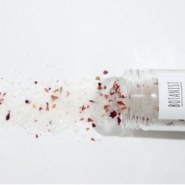 ボタニカルバスソルト(アプリコット&ジャスミン)/BOTANIST/入浴剤を使ったクチコミ(2枚目)