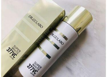 スーパーホワイト377VCローション/ドクターシーラボ/化粧水を使ったクチコミ(3枚目)