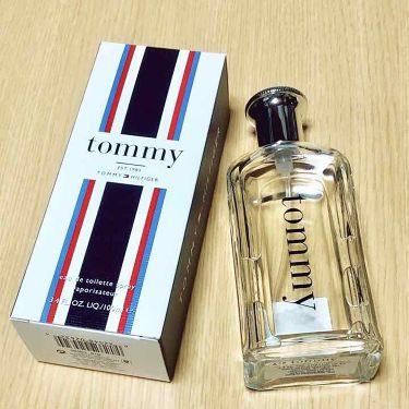 tommy オードトワレ/Tommy Hilfiger(トミー ヒルフィガー)/香水(メンズ)を使ったクチコミ(2枚目)