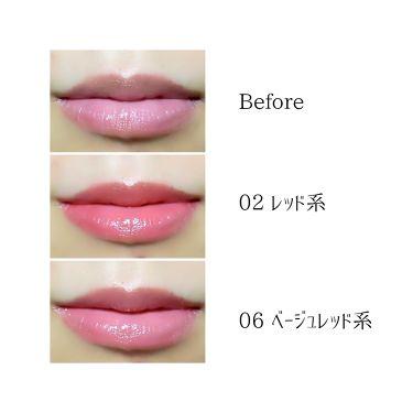 リシェ マイレッド ルージュ/Visee/口紅を使ったクチコミ(3枚目)