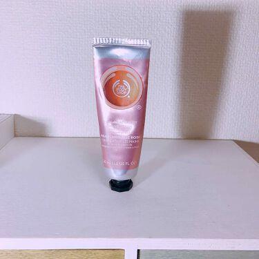 ハンドクリーム ピンクグレープフルーツ/THE BODY SHOP/ハンドクリーム・ケアを使ったクチコミ(1枚目)