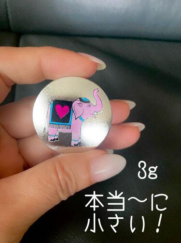 かどち on LIPS 「【フラゴナール】練り香水 Belledenuit(ベルドニュイ..」(2枚目)