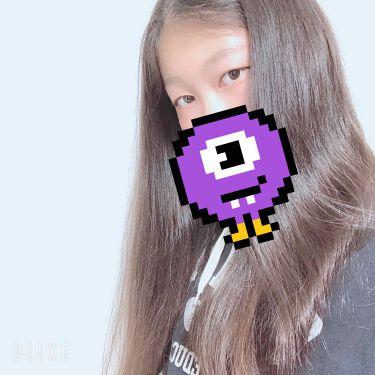 【画像付きクチコミ】⚠️髪の毛気にしないで欲しいです⚠️初めてメイクしてみました!目の方は薄めの韓国風メイクしました、、アイシャドウとリップはPopteenさんの付録、アイラインは#Myladiaさんのものです。アドバイスしていただきたいです😭ちなみに、...