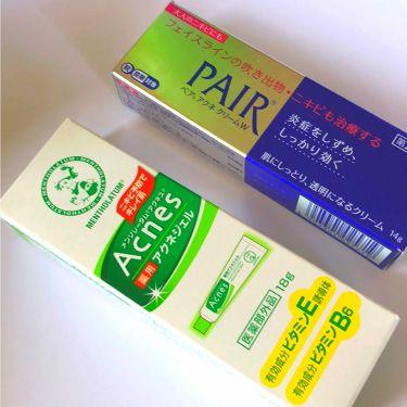 薬用アクネジェル/メンソレータム アクネス/美容液を使ったクチコミ(2枚目)