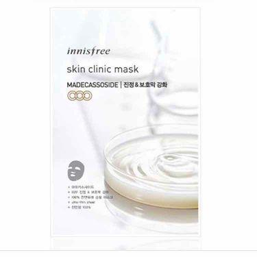 スキンクリニック マスクシート/innisfree/シートマスク・パックを使ったクチコミ(1枚目)