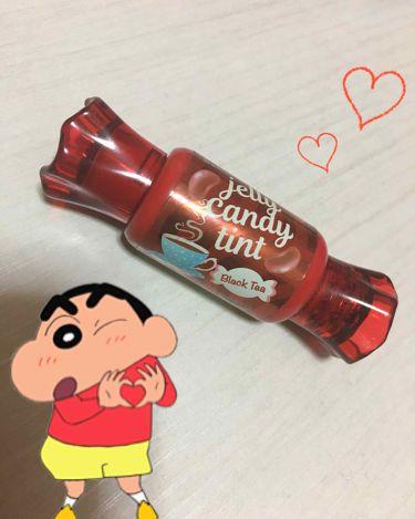 Eminaさんの「the SAEM(ザセム/韓国)jelly candy tint<リップグロス>」を含むクチコミ