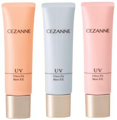 2020/10/12発売 CEZANNE UVウルトラフィットベースEX