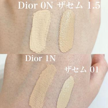 ディオールスキン フォーエヴァー スキン コレクト コンシーラー/Dior/コンシーラーを使ったクチコミ(2枚目)
