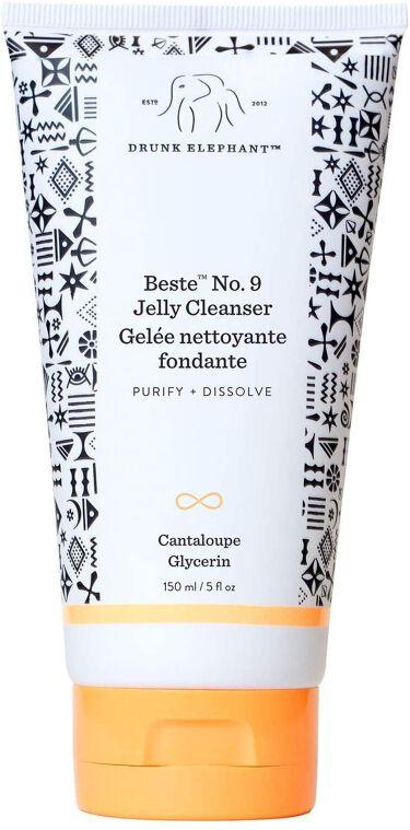 2021/10/1発売 Drunk Elephant Beste No.9 Jelly Cleanser Gelee nettoyante fondante