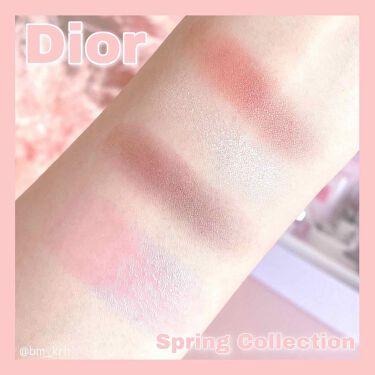 トリオ ブリック パレット/Dior/パウダーアイシャドウを使ったクチコミ(7枚目)