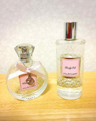 まめこさんの「ジルスチュアートリラックスオードホワイトフローラル<香水(レディース)>」を含むクチコミ