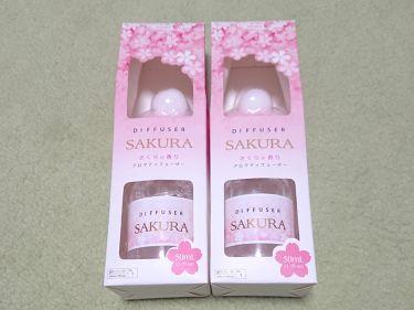 ボディミスト さくらの香り/フィアンセ/香水(レディース)を使ったクチコミ(3枚目)