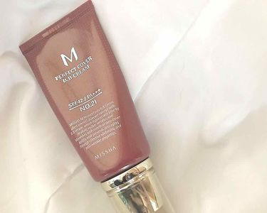 BBクリーム UV SPF40 PA+++/MISSHA/化粧下地を使ったクチコミ(1枚目)