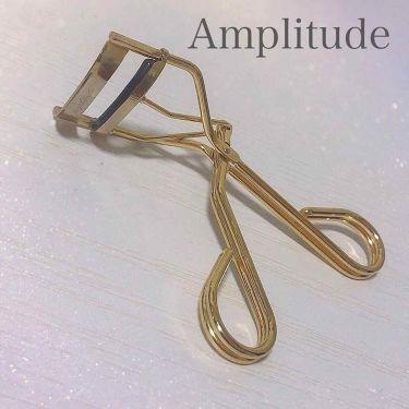 アイラッシュカーラー/Amplitude/ビューラーを使ったクチコミ(1枚目)