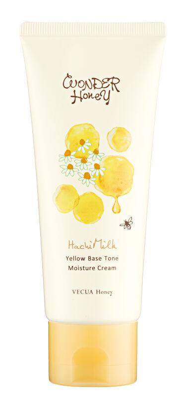 2020/10/6発売 VECUA Honey はちみるく イエベモイスチャークリーム