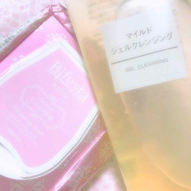 うる落ち水クレンジング シート モイスト/ビフェスタ/その他クレンジングを使ったクチコミ(1枚目)