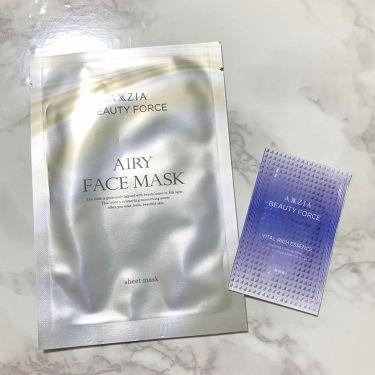 🌙*. akaneさんの「その他AIRY FACE MASK<シートマスク・パック>」を含むクチコミ