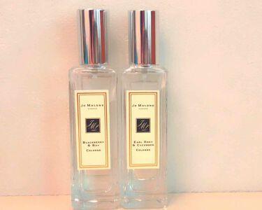 アールグレー & キューカンバー コロン/Jo MALONE LONDON/香水(レディース)を使ったクチコミ(1枚目)