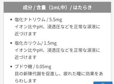 ロートジー コンタクトa(医薬品)/ロート製薬/その他を使ったクチコミ(4枚目)