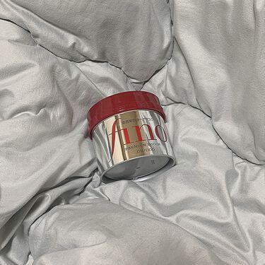 プレミアムタッチ 浸透美容液ヘアマスク/フィーノ/ヘアトリートメントを使ったクチコミ(1枚目)