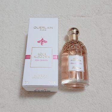 アクア アレゴリア ペラ グラニータ/GUERLAIN/香水(レディース)を使ったクチコミ(1枚目)