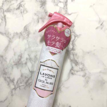 jasmine🥀さんの「ラボン ルランジェラボン for CECIL McBEEヘアミストラブリーシックの香り<ヘアスプレー・ヘアミスト>」を含むクチコミ